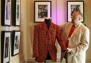 Hendrix Handel House: Jimi Hendrix Items Are Prepared For 40th Anniversary Exhibition