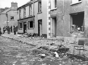 Claudy bombing: 1972 bombing of Claudy