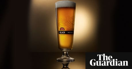 A black day for lager life and style the guardian sciox Image collections