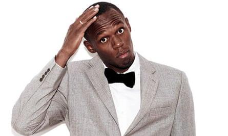 Usain Bolt shoot