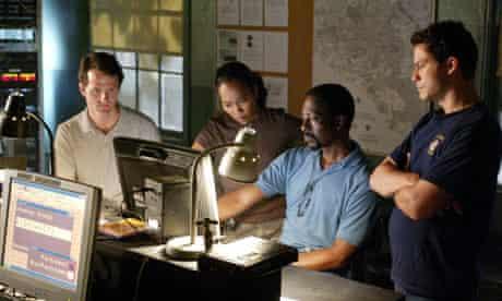 'THE WIRE' TV STILLS -  2002 -