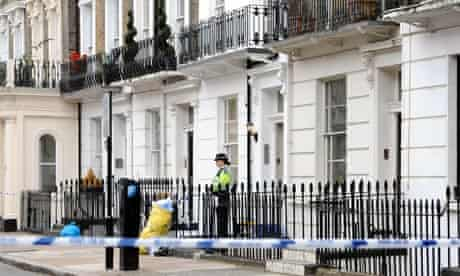 Police probe 'spy' death