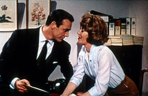sean connery at 80: From Russia With Love Sean Connery And Lois Maxwell 1963