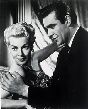 sean connery at 80: lana turner with sean connery - 'another time, another place' - 1958