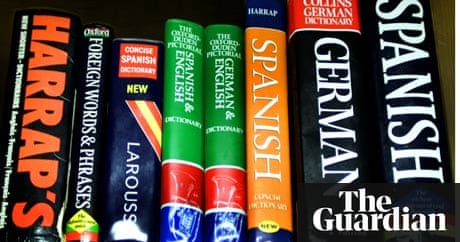 Learning a foreign language now youre talking money the guardian solutioingenieria Gallery