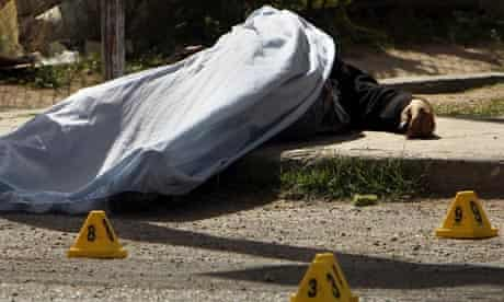 A dead body in the street is not unusual in Mexico, but the slaughter of 72 people is