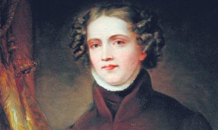 Portrait of Anne Liston