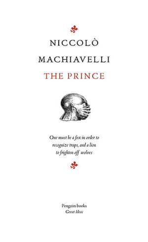 books : Niccolo Machiavelli - The Prince