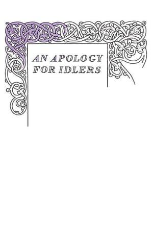 books : Robert Louis Stevenson - An Apology for Idlers