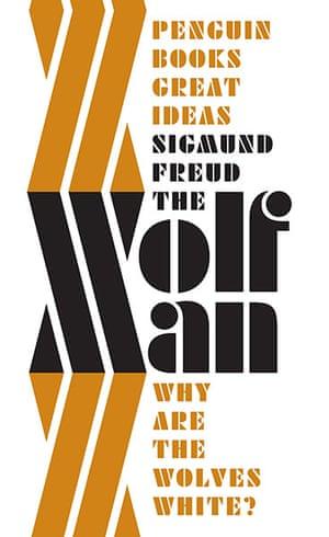 books : Sigmund Freud -The Wolfman