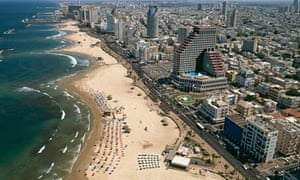 Tourism is booming in Tel Aviv