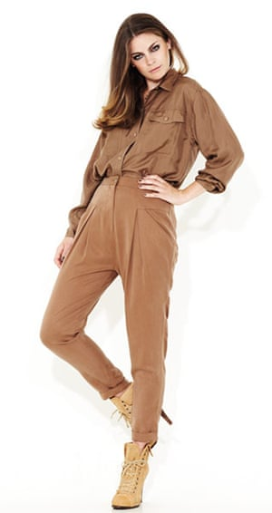 The line-up: Camel: Camel outfit