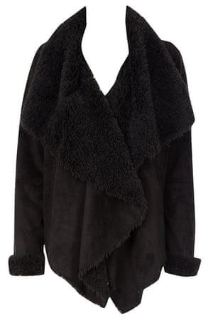 Key trends: Shearling: Coat