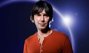 Brian Cox in Wonders of the Solar System