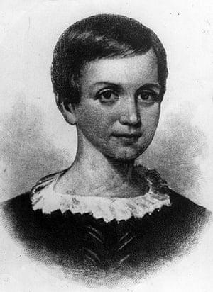 Literary last words: Emily Elizabeth Dickinson (1830 - 1886)