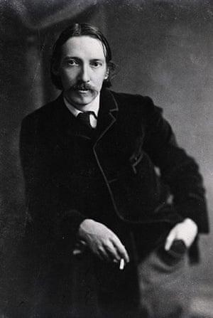 Literary last words: Portait of Robert Louis Stevenson