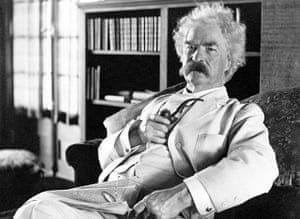 Literary last words: Samuel Langhorne Clemens known as Mark Twain