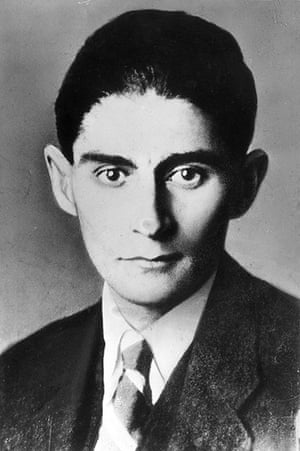 Literary last words: Franz Kafka (1883-1924)