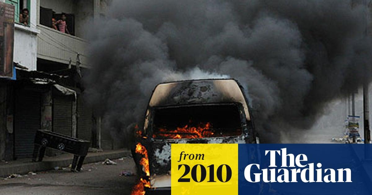 Karachi riots leave 45 dead after MP assassinated   World news ...