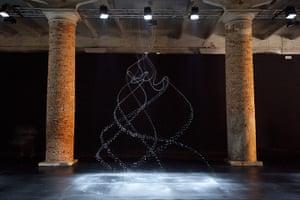Venice Biennale: Olafur Eliasson, Denmark