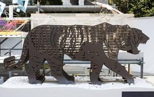 Venice Biennale: Mark Blaschitz (SPLITTERWERK), Austria, Tiger of Venice