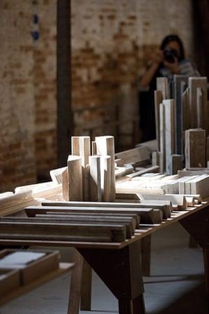 Venice Biennale: Work-Place, 2010