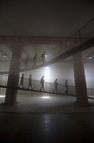 Venice Biennale: Cloudscapes,  Transsolar & Tetsuo Kondo Architects, Germany