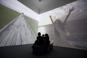 Venice Biennale: France pavilion