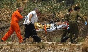 Clashes on the Israel Lebanon border