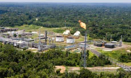 Amazon-oil-gas