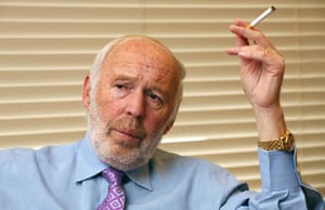 Giving Pledge: Hedge fund manager Jim Simons