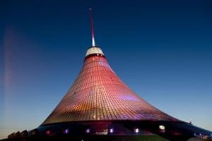 Astana: Khan Shatyr