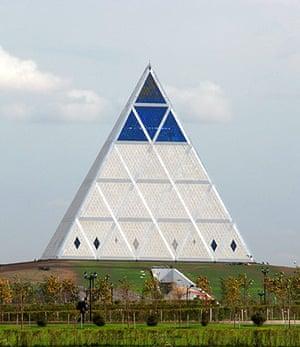 Astana: Pyramid of peace