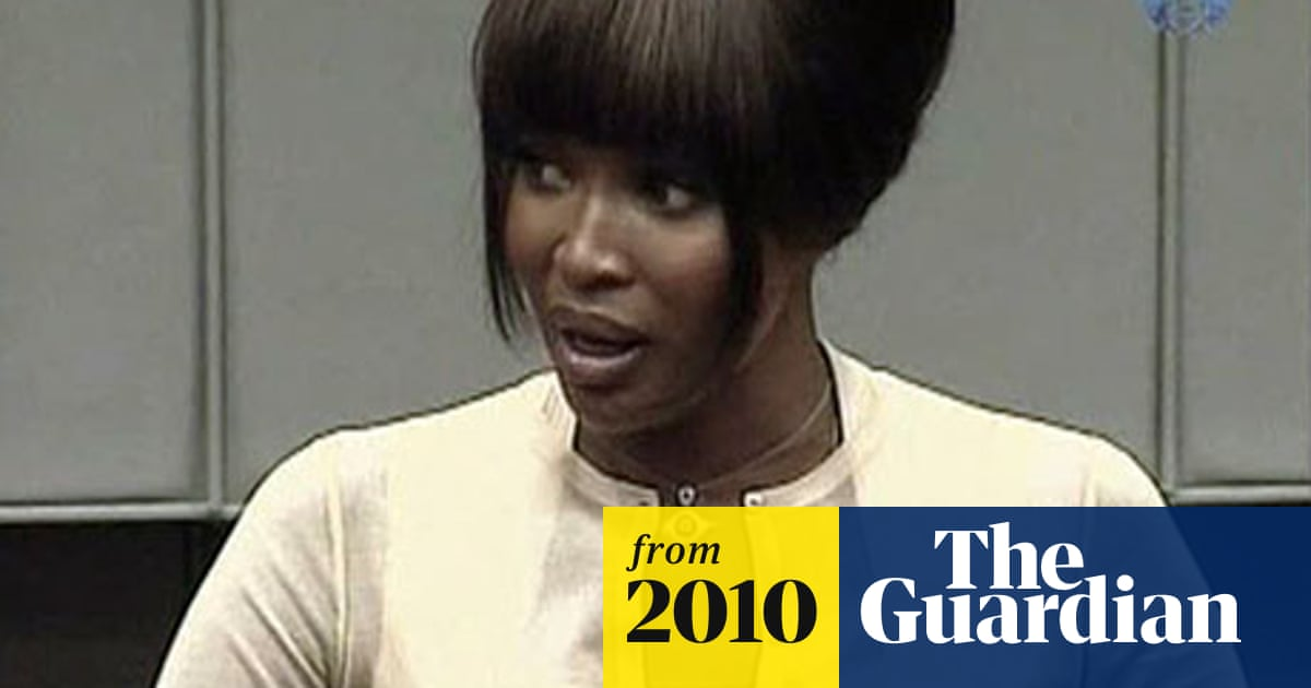 Naomi Campbell tells judge: 'This is a big inconvenience for me