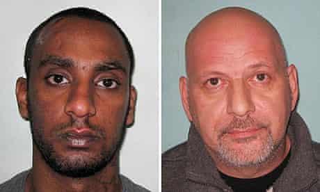 Graff Diamonds robbers Aman Kassaye and Thomas Thomas