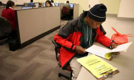 Jobless Numbers Unexpectedly Rise