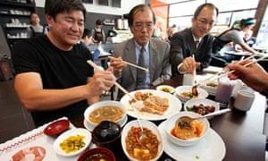 Taiwan launches 'gasto-diplomacy' drive
