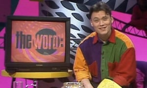 Terry Christian presenting The Word