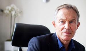 Tony Blair on 29 August 2010.