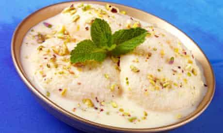 Rasmalai Eid favourite