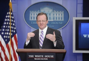 Qur'an Burning: White House Press Secretary Robert Gibbs takes questions at the White House