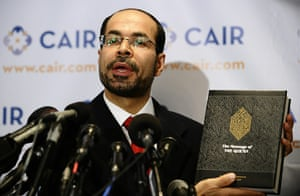 Qur'an Burning: Director of the Council on American-Islamic Relation (CIAR), Nihad Awad