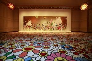 Murakami at Versailles: Murakami Exhibition Launch at Chateau de Versailles