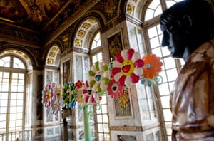 Murakami at Versailles: The Murakami exhibition in the Versailles Palace