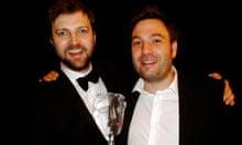 Inbetweeners creators Morris and Beesley