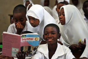 MDG: Educational issues of Tanzania