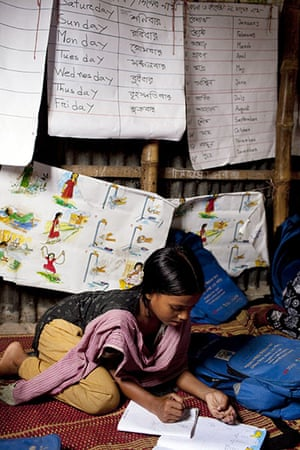MDG: Gender and equality in Bangladesh