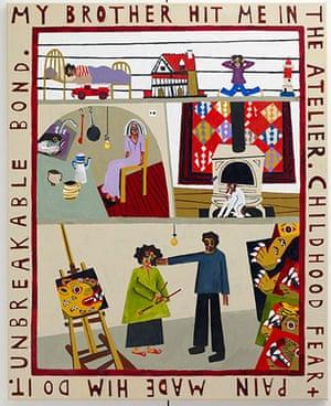 Josephine King: Unbreakable Bond, France, 2008, by Josephine King
