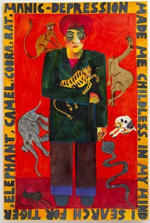 Josephine King: Manic Depression, France, 2007 by Josephine King