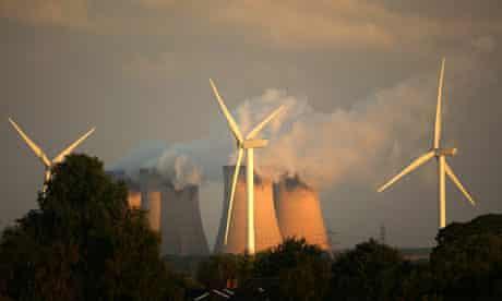 Wind energy hits new peak